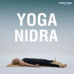 Yoga nidra for deep relaxation